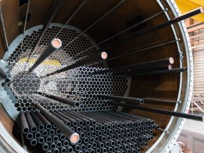 graphite tube heat exchanger Mersen